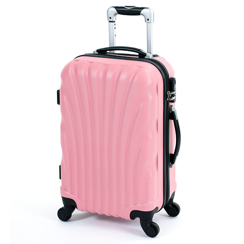 Koffert Heathrow rosa - Trotter