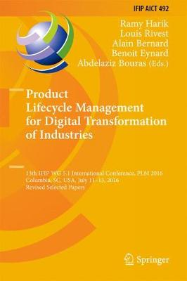 Product Lifecycle Management for Digital Transformation of Industries - Louis Rivest