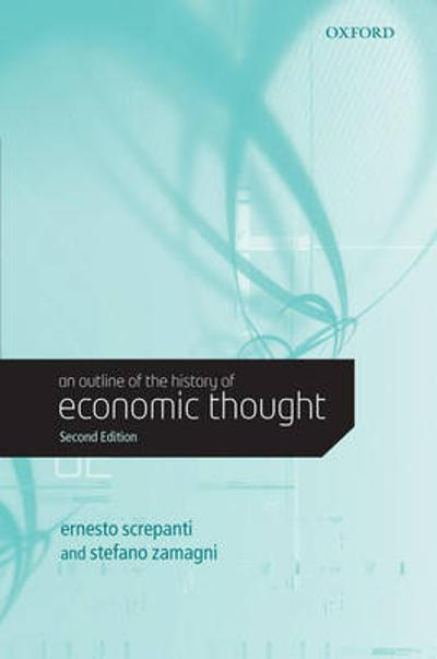 An Outline of the History of Economic Thought - Ernesto Screpanti