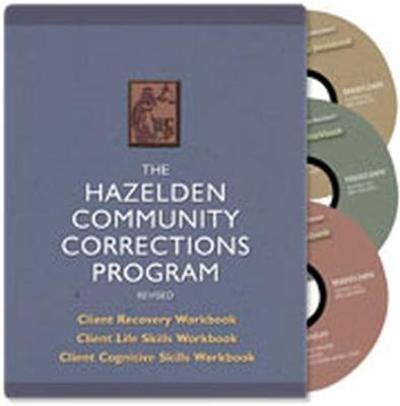 The Hazelden Community Corrections Program CD-ROM and The Turning Point DVD Collection - Hazelden Publishing
