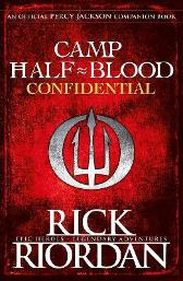 Camp Half-Blood Confidential (Percy Jackson and the Olympians) - Rick Riordan