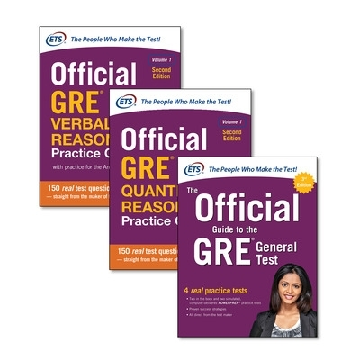 Official GRE Super Power Pack 2/E - Educational Testing Service
