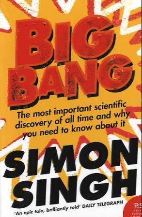 Big bang - Simon Singh