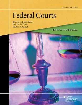 Black Letter Outline on Federal Courts - Donald Doernberg