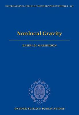 Nonlocal Gravity - Bahram Mashhoon