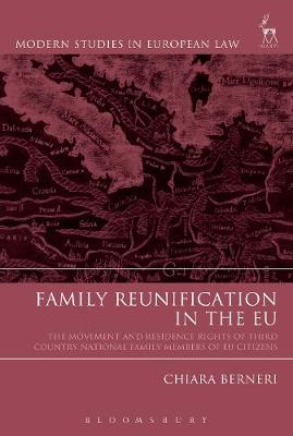 Family Reunification in the EU - Chiara Berneri