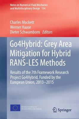 Go4Hybrid: Grey Area Mitigation for Hybrid RANS-LES Methods - Charles Mockett