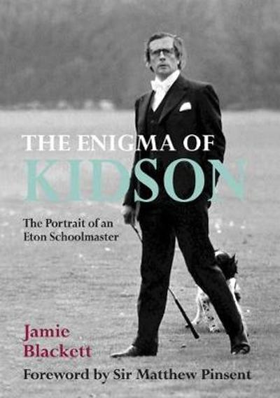 The Enigma of Kidson - Jamie Blackett