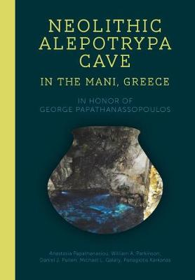 Neolithic Alepotrypa Cave in the Mani, Greece - Anastasia Papathanasiou