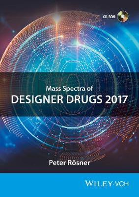 Mass Spectra of Designer Drugs 2017 - Peter Rosner