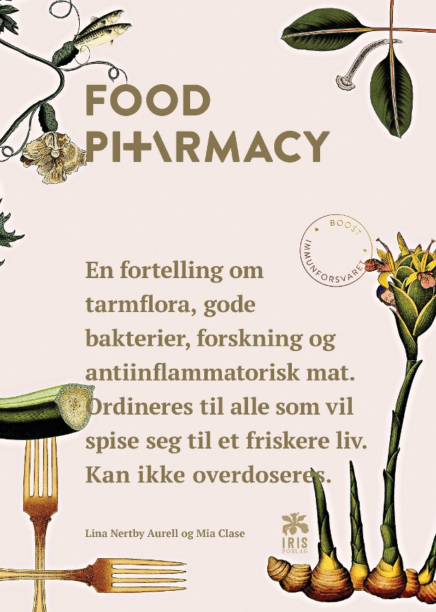 Food pharmacy - Lina Nertby Aurell
