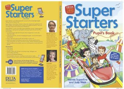 Delta Young Learners English: Super Starters 2E - Judy West