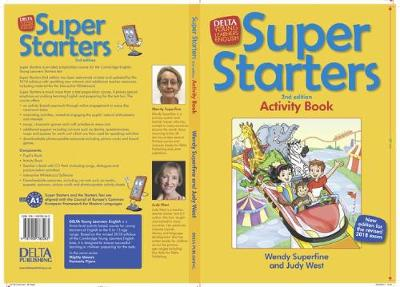 Delta Young Learners English: Super Starters Activity Book 2E - Judy West