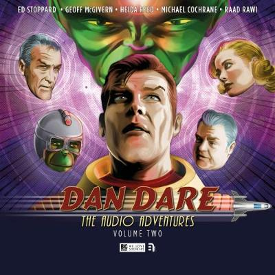 Dan Dare - Colin Brake
