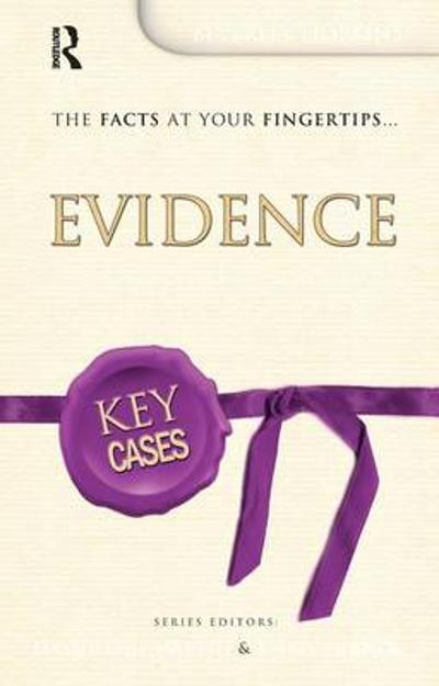 Key Cases: Evidence - Beverley Hopkins