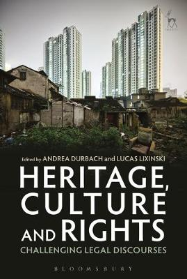 Heritage, Culture and Rights - Andrea Durbach