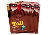 Oxford Reading Tree TreeTops Greatest Stories: Oxford Level 8: Tall and Tiny Pack 6 - Jeanne Willis Nicolas Aznarez