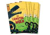 Oxford Reading Tree TreeTops Greatest Stories: Oxford Level 8: The Lambton Worm Pack 6 - Jeanne Willis Pierre Kleinhouse