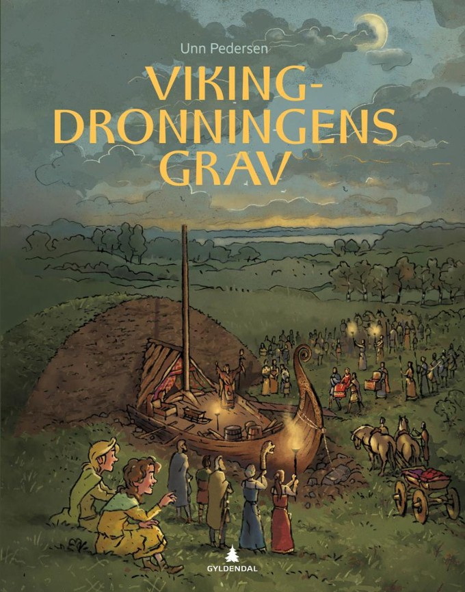 Vikingdronningens grav PDF ePub