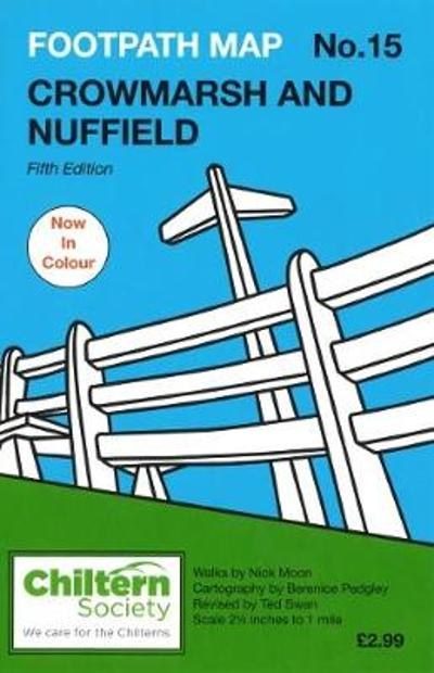 Footpath Map No. 15 Crowmarsh and Nuffield - Nick Moon