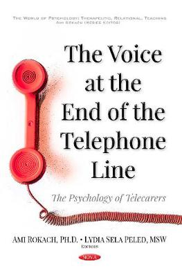 Voice at the End of the Telephone Line - Ami Rokach