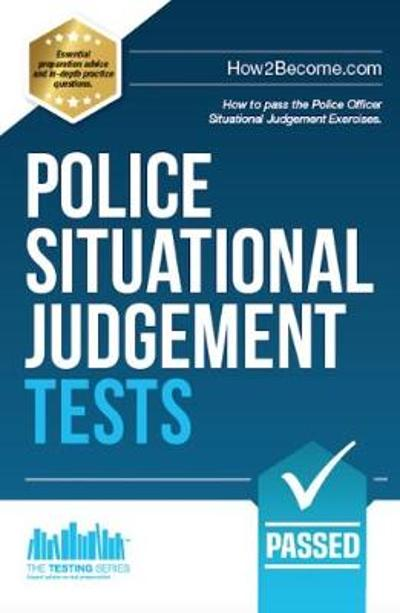 Police Situational Judgement Tests - How2Become