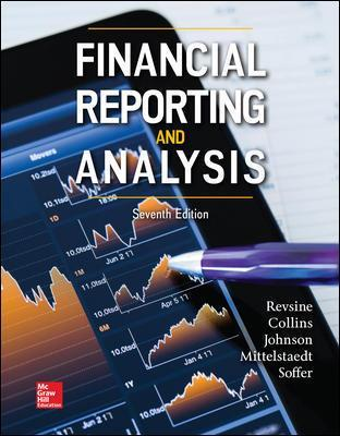 Financial Reporting and Analysis - Lawrence Revsine
