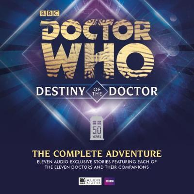 Destiny of the Doctor: The Complete Adventure - Nigel Robinson