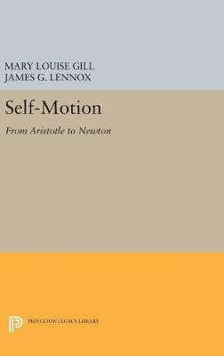 Self-Motion - Mary Louise Gill
