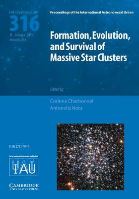 Formation, Evolution, and Survival of Massive Star Clusters (IAU S316) - Corinne Charbonnel