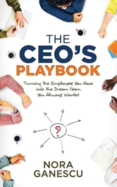 CEO's Playbook - Nora Ganescu