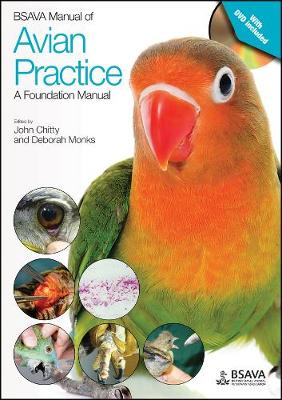 BSAVA Manual of Avian Practice: A Foundation Manual - John Chitty