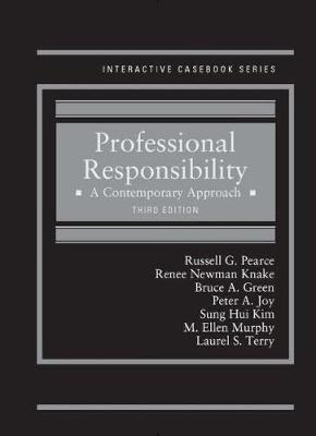 Professional Responsibility - Russell Pearce
