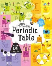 Lift-The-Flap Periodic Table - Alice James Shaw Nielsen