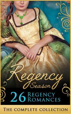The Complete Regency Season Collection - Carole Mortimer