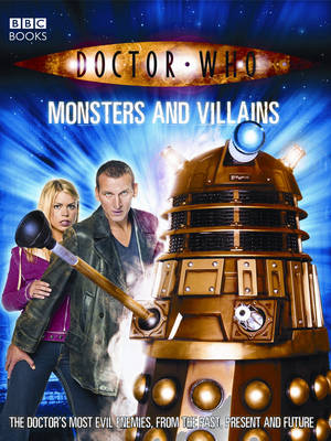 """Doctor Who"", Monsters and Villains - Justin Richards"