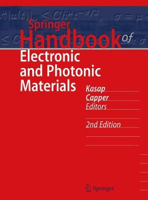 Springer Handbook of Electronic and Photonic Materials - Peter Capper