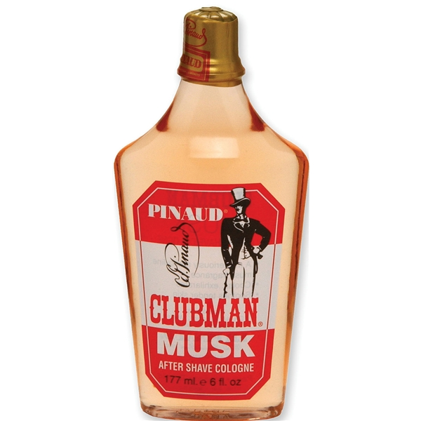 Clubman Musk After Shave Cologne - Clubman