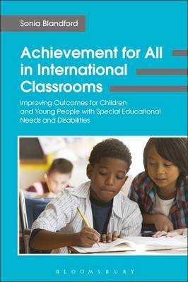 Achievement for All in International Classrooms - Sonia Blandford