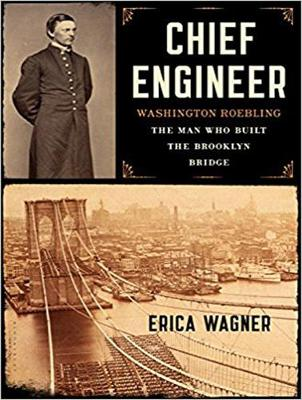 Chief Engineer - Erica Wagner