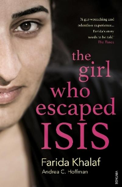 The Girl Who Escaped ISIS - Farida Khalaf