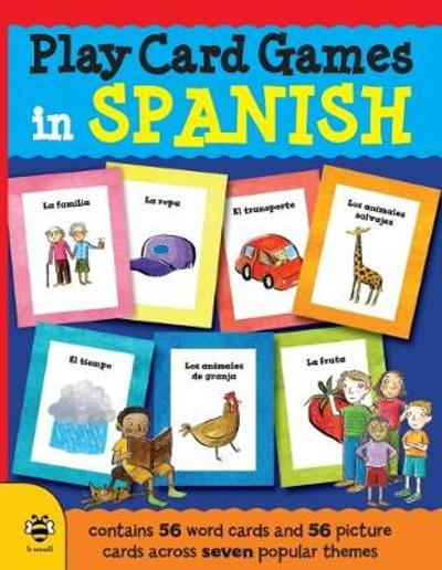 Play Card Games in Spanish - Marie-Therese Bougard