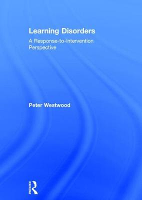 Learning Disorders - Peter Westwood