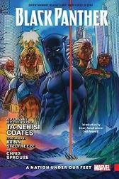 Black Panther Vol. 1: A Nation Under Our Feet - Ta-Nehisi Coates Brian Stelfreeze Chris Sprouse