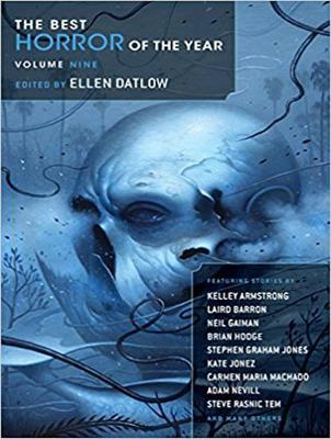 The Best Horror of the Year Volume Nine - Christina Delaine