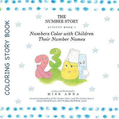 The Number Story Activity Book 1 / The Number Story Activity Book 2 - Anna Miss
