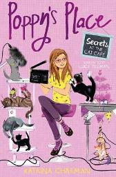 Secrets at the Cat Cafe - Katrina Charman Lucy Truman