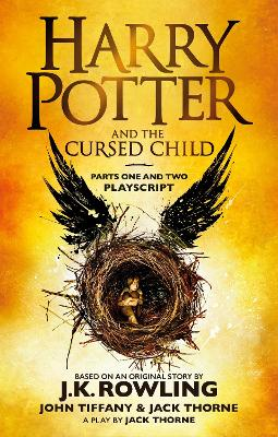 Harry Potter and the cursed child - J.K. Rowling