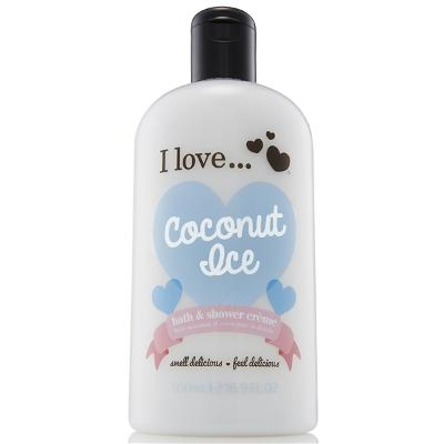 Coconut Ice Bath & Shower Crème - I Love...