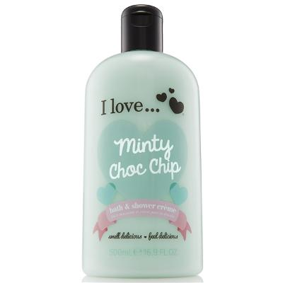 Minty Choc Chip Bath & Shower Crème - I Love...